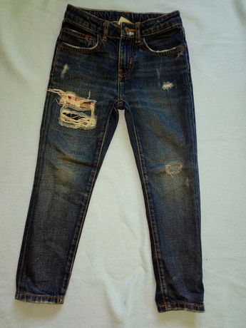 Spodnie chłopięce r.122, Zara