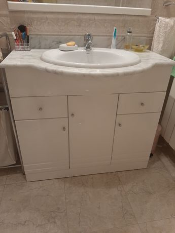 Conjunto de Móvel casa de banho