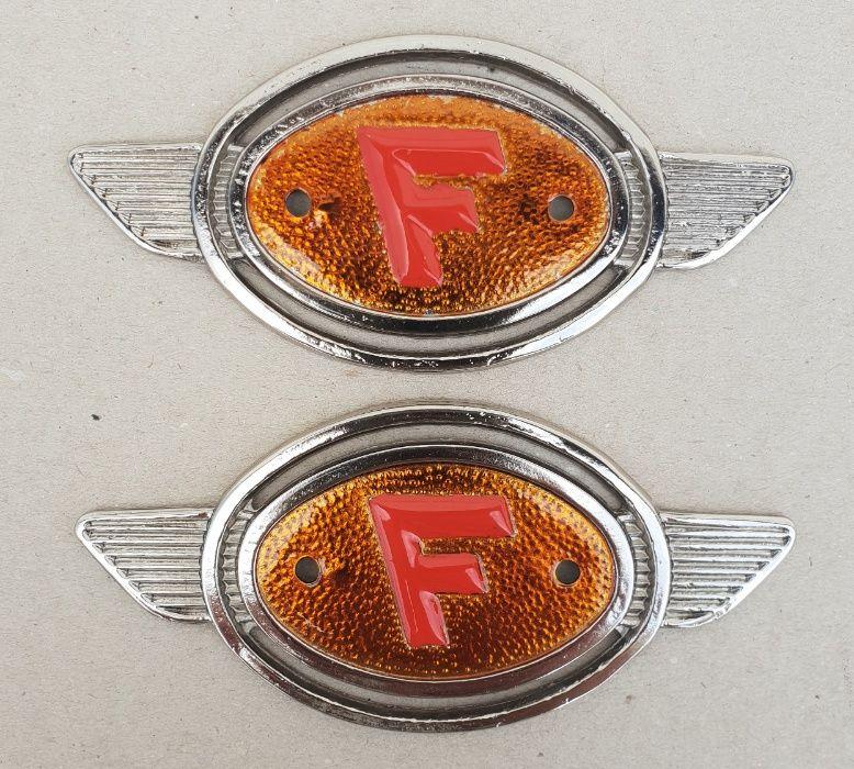 Emblema Depósito Famel