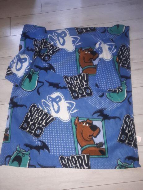 Koc z rękawami ScoobyDoo