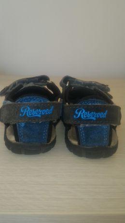 Sandały Reserved chłopięce 25