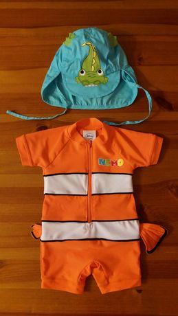 Strój kąpielowy Disney Nemo 3-6 miesięcy