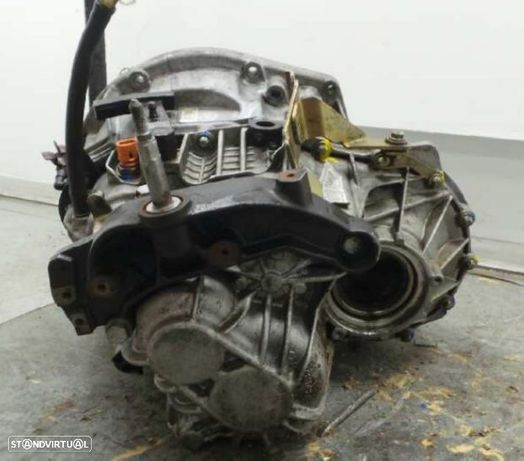 Caixa 6 Velocidades Renault Trafic Opel Vivaro 1.9Dci Ref.Pk6375
