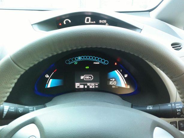 Сброс высоковольтной батареи Nissan Leaf / Ниссан Лиф