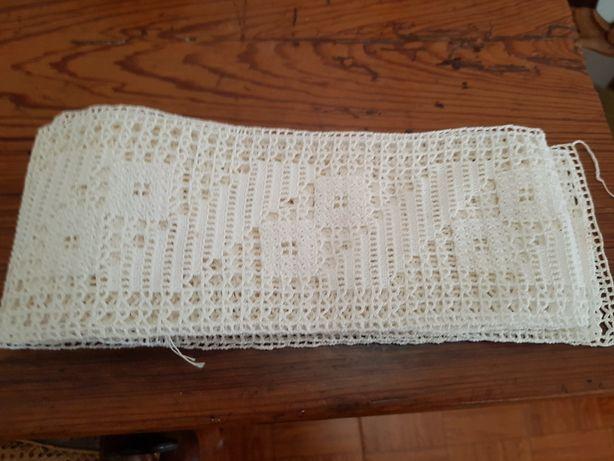 Renda para lençol