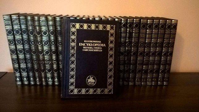 ilustrowana encyklopedia 27 tomów