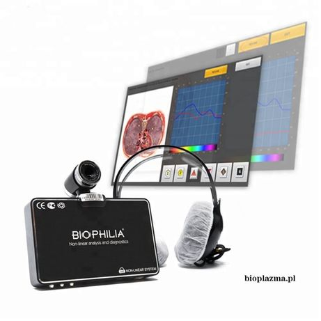 Biophilia Tracker X3 ! NLS, najpotężniejszy Biorezonans 4D + Methapat
