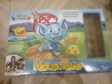 Pułapka na myszy Mouse Trap gra Hasbro