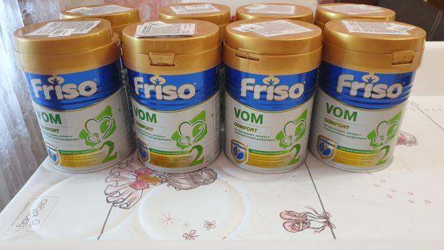 Детская смесь FRISO Vom Comfort 2 400 мг