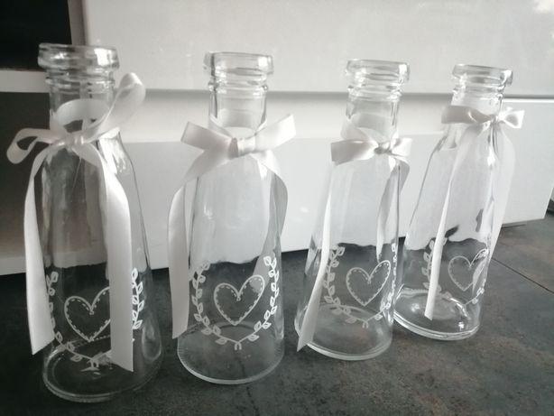 Butelki dekoracyjne