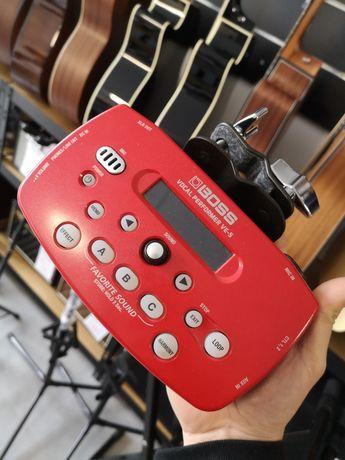 Boss VE-5 - Multiefekt dla wokalistów