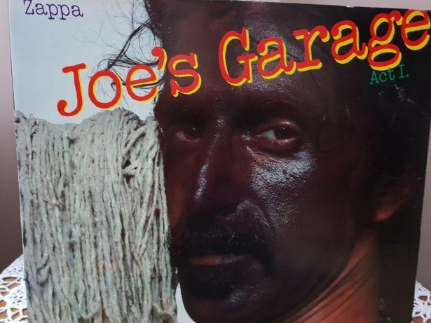 Frank Zappa- 3 Lp. winyl