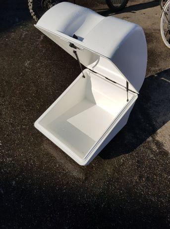 OKAZJA**Pojemnik termoizolacyjny z przeznaczeniem montażu na skuter***