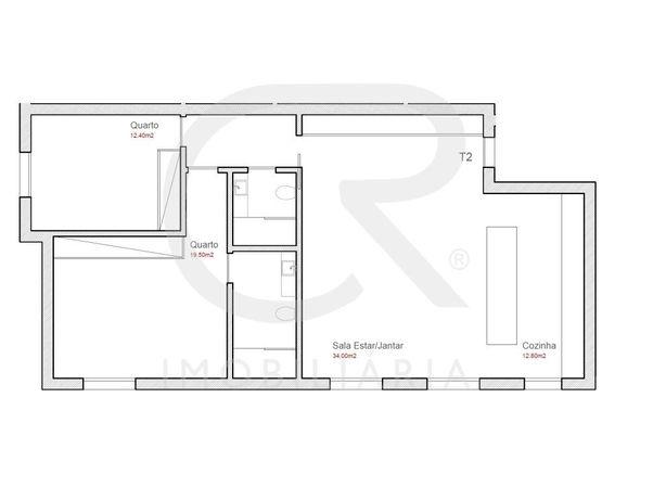 Apartamento T2 Novo Com Garagem - Condeixa