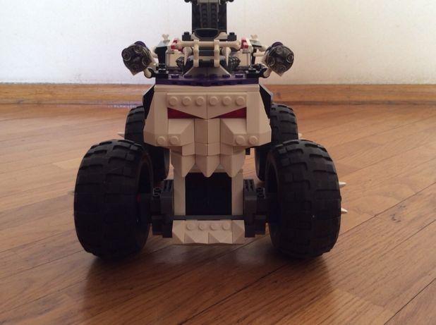 LEGO ninjago грузовик скелетов (оригинал)