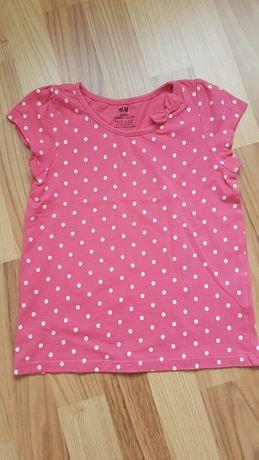 Літня футболка для дівчинки 4- 6 років