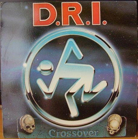 D.R.I. – Crossover, Vinyl