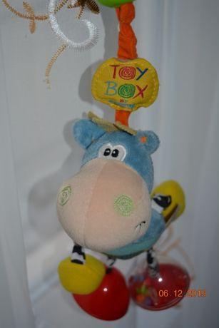 Подвеска в коляску Playgro Пони на зажиме