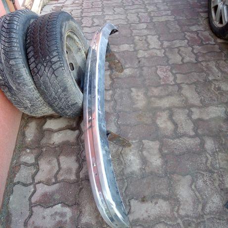 Zderzak chrom VW garbus dziadek owal 1971 mocowania