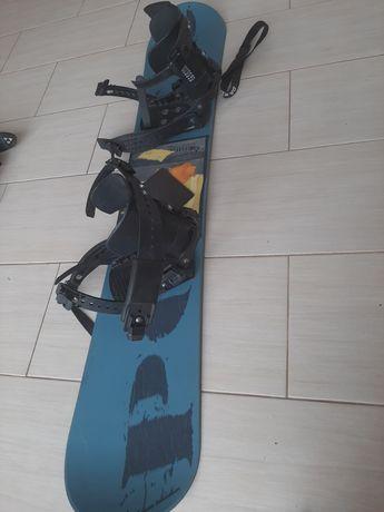 Deska snow boardowa darkine power session długość 155 cm
