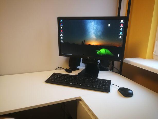Zestaw  Dell 16 gbXeonW10Hp22' kamerka mikrofon głośniki MegaZestaw