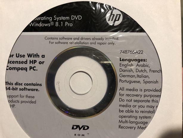 Płyta instalacyjna Windows 8 Pro 64-bit PL