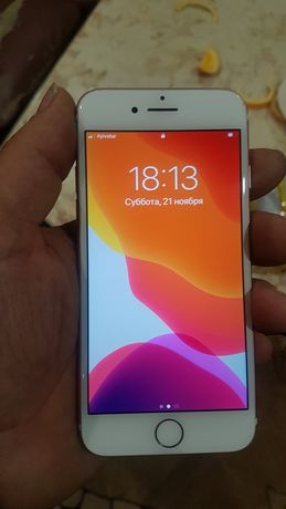 Айфон 7 в хорошем состоянии