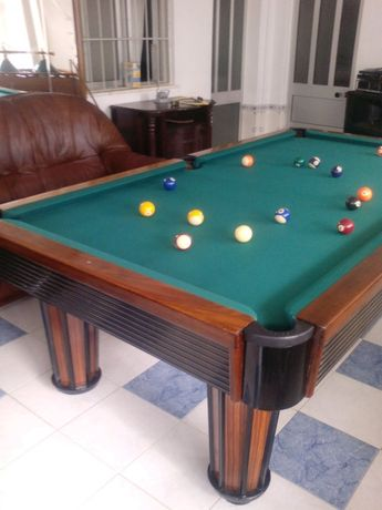 Transporte de Bilhares/ Snookers/ Pools, desmontagem e montagem.