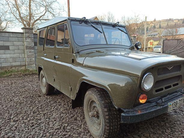 Уаз 469, 1998 рік