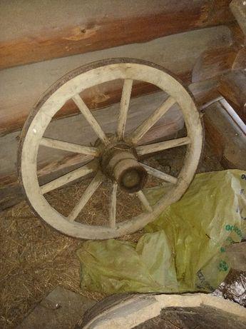 Drewniane koła do wozu konnego/połowa wozu konnego/wialnia