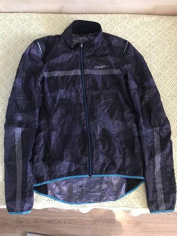 Велокуртка Craft Featherlight Jacket М чоловіча
