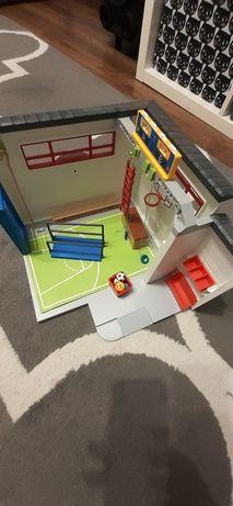 Sala gimnastyczna playmobil