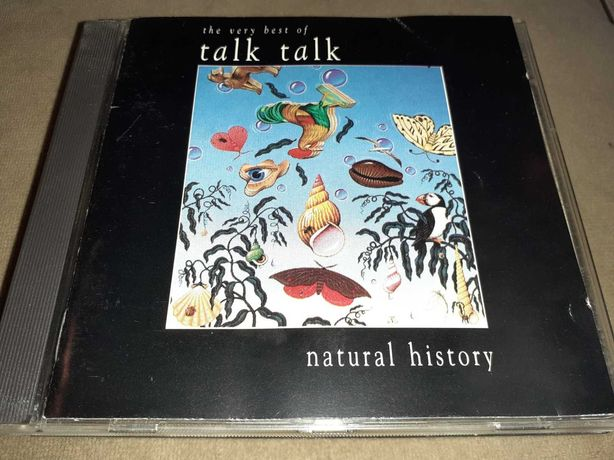 Talk Talk Natural history - the very best of