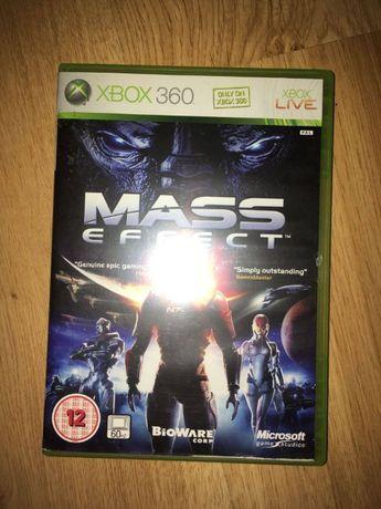 Gra Mass Effect PL Xbox X360 WYSYŁKA ZA 1zł