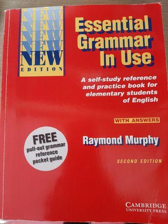 "Livro ""Essential grammar in use"""