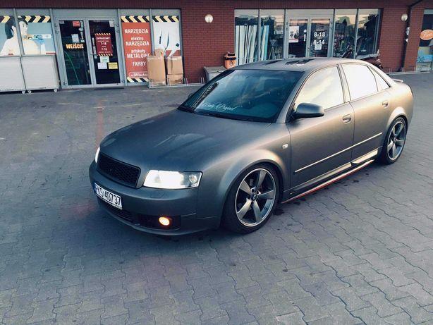 Audi A4b6 zamiana