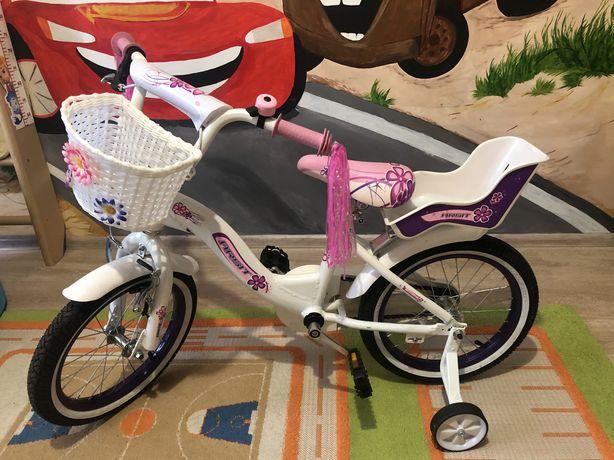 Детский Велосипед 2-х колесный 16'' (от 4 до 8 лет) Royal Baby 1701-16
