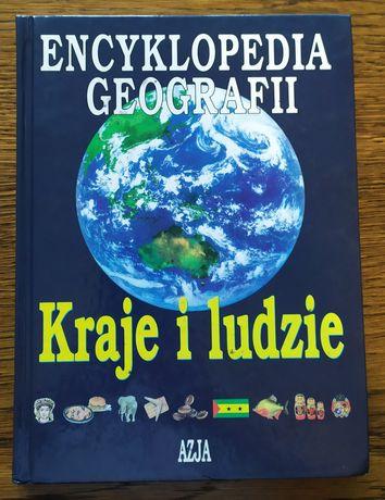 Encyklopedia geografii. Kraje i ludzie - Azja