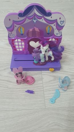 MY LITTLE PONY Butik na Manhattanie RARITY