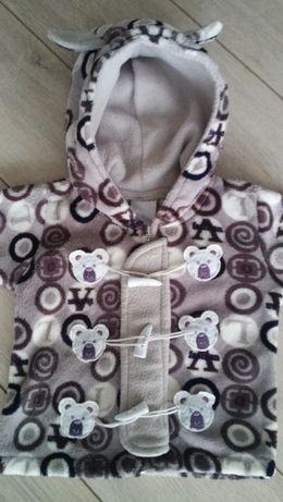 mięciutka i cieplutka bluza roz. 68