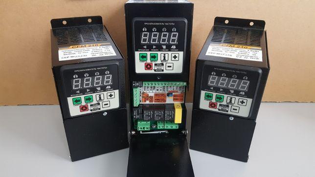 Частотный преобразователь Nietz, CFM, INVT, перетворювач частоти 0,55