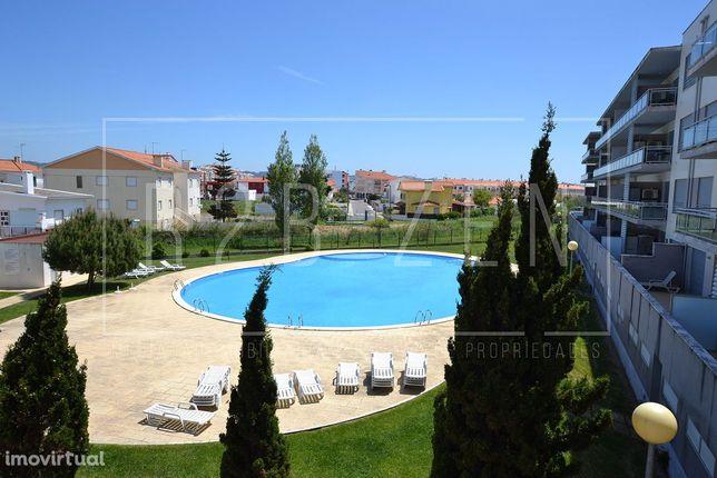 CMBS - Apartamento T2 com piscina e jardim