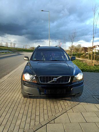 Volvo XC90 benzyna manual 7 miejsc.