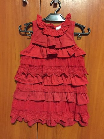 Sukienka NEXT r.12-18m
