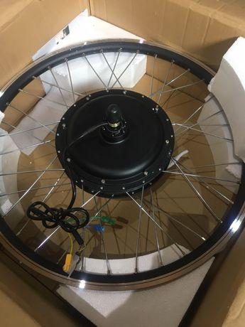 """48v 1500w silnik hub motor 26"""" rower elektryczny kaseta."""