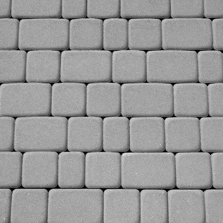 Kostka Nostalit Starobruk betonowa szara grafitowa kostki brukowe bruk