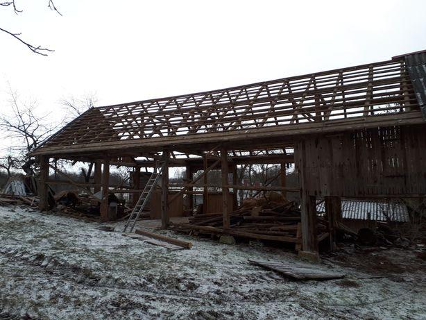 Skup,desek,starego,drewna,stodół,rozbiorki