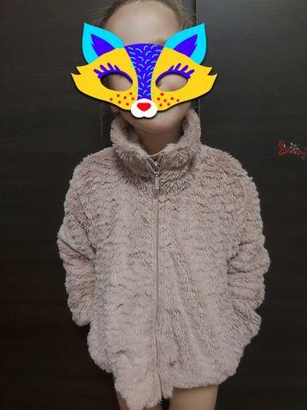 Куртка шубка деми. 104- 110 рост