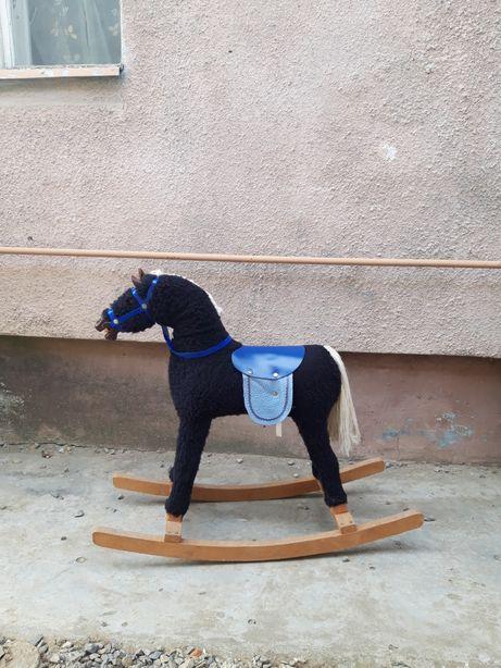 Конь-качалка советский