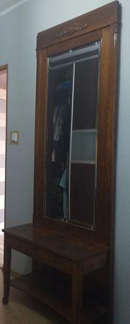 Loft lustro międzywojenne